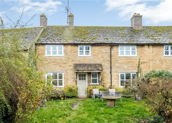 Thumbnail 3 bed cottage for sale in Peterborough Road, Wansford, Peterborough