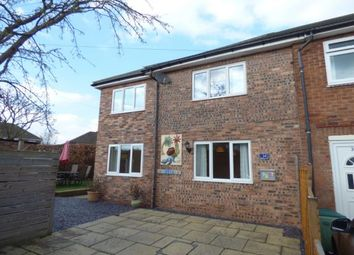 Thumbnail 2 bed end terrace house for sale in Grove Avenue, Vicars Cross, Chester, Cheshire