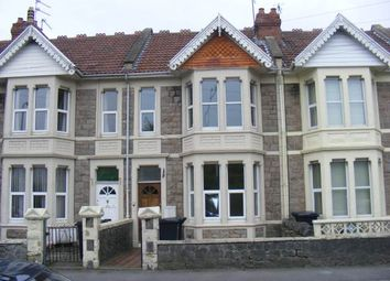 Thumbnail 2 bedroom flat to rent in Bournville Road, Weston-Super-Mare, North Somerset
