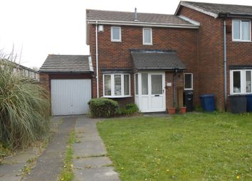Thumbnail 2 bed semi-detached house to rent in Whitfield Villas, West Park, South Shields