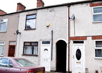 Thumbnail 2 bed terraced house to rent in Belper Street, Ilkeston, Derbyshire