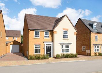 "Thumbnail 4 bedroom detached house for sale in ""Holden"" at Carters Lane, Kiln Farm, Milton Keynes"