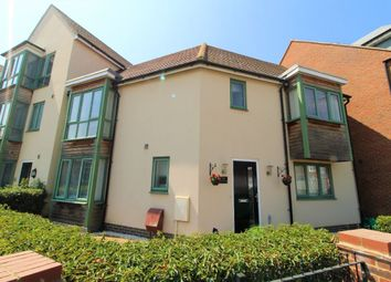 Thumbnail 3 bed end terrace house for sale in Gold Furlong, Marston Moretaine, Bedfordshire