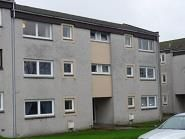 Thumbnail 1 bed flat to rent in Lewis Road, Aberdeen