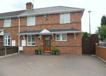 Thumbnail 3 bed terraced house for sale in Vimy Road, Wednesbury