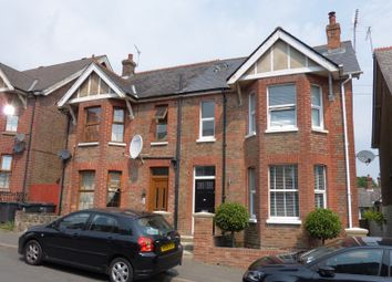 Thumbnail 3 bed semi-detached house for sale in Croham Road, Crowborough
