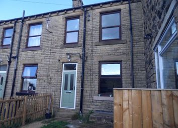 Thumbnail 1 bed terraced house to rent in Moor End Lane, Dewsbury, West Yorkshire