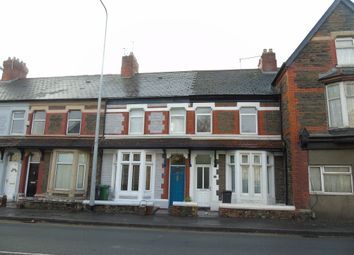 Thumbnail 3 bed terraced house for sale in Atlas Road, Canton, Cardiff