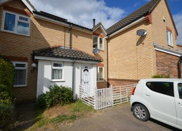 Thumbnail 1 bed terraced house for sale in Old Warren, Thorpe Marriott, Norwich