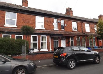 Thumbnail 3 bedroom terraced house to rent in Marley Road, Levenshulme, Manchester