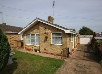 Thumbnail 2 bed detached bungalow for sale in Weston Rise, Caister-On-Sea, Great Yarmouth