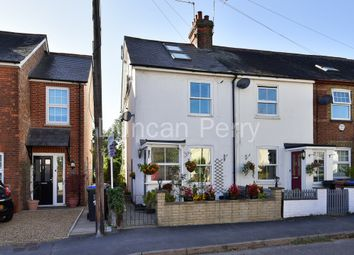 Thumbnail 3 bedroom end terrace house for sale in Holloways Lane, Welham Green, Herts