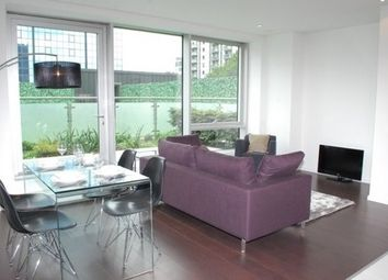 Thumbnail 1 bed flat to rent in Baltimore Wharf, Canary Wharf, London