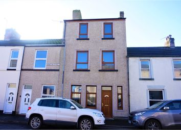 Thumbnail 4 bed terraced house for sale in Newton Street, Millom