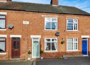 Thumbnail 3 bed terraced house for sale in Seals Road, Donisthorpe, Swadlincote