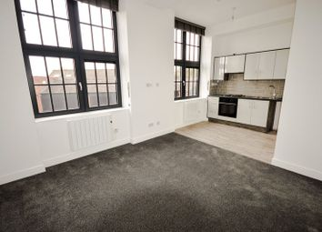 Thumbnail 1 bed flat to rent in North Mills, Frog Island, Leicester