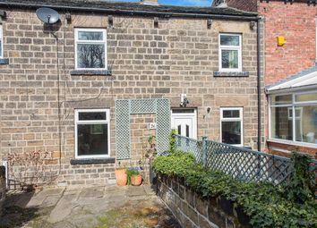 Thumbnail 2 bed terraced house for sale in Almshouse Lane, Newmillerdam, Wakefield