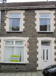 Thumbnail 3 bedroom terraced house to rent in Thurston Street, Abercynon
