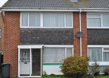 Thumbnail 3 bed semi-detached house to rent in Mead Way, Canterbury