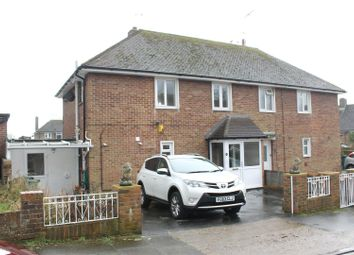Thumbnail 3 bed semi-detached house to rent in Edmonton Road, Bexhill-On-Sea