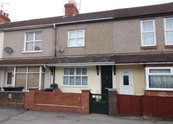 Thumbnail 2 bedroom terraced house for sale in Ferndale Road, Rodbourne Cheney, Swindon