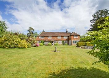 Thumbnail 5 bed detached house for sale in Hammerfield Drive, Abinger Hammer, Dorking