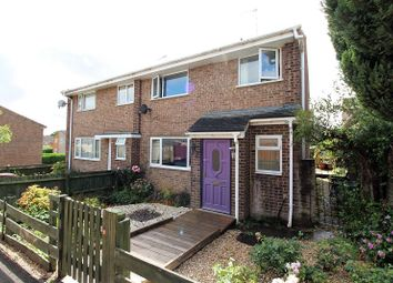 Thumbnail 3 bed semi-detached house for sale in Danesmoor, Banbury
