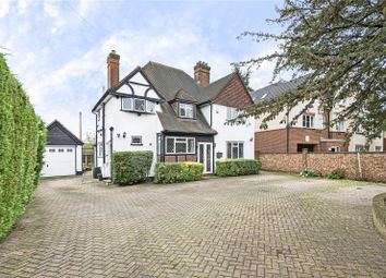 4 bed detached house for sale in Church Road, Uxbridge, Middlesex UB8