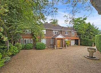 Thumbnail 4 bed detached house to rent in Oakfield Glade, Weybridge