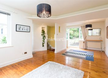 Thumbnail 2 bed terraced house to rent in Wordsworth Walk, Hampstead Garden Suburb, London