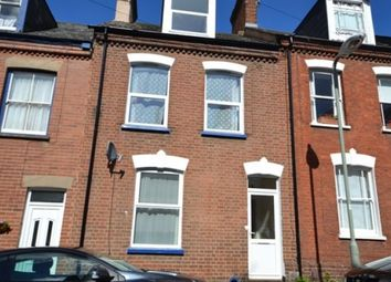 Thumbnail 5 bedroom terraced house to rent in Portland Street, Exeter