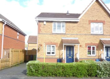 Thumbnail 2 bed terraced house to rent in Kenilworth Crescent, Walsall