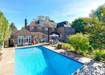 Thumbnail 7 bed detached house for sale in Copsem Lane, Esher, Surrey