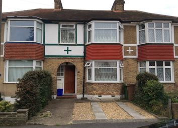 3 bed terraced house for sale in Kingsdown Road, Cheam SM3