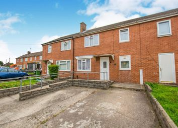 Thumbnail 3 bed terraced house for sale in Honiton Road, Llanrumney, Cardiff