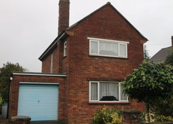 Thumbnail 3 bed detached house for sale in 12 Mansel Drive, Old Catton, Norwich, Norfolk
