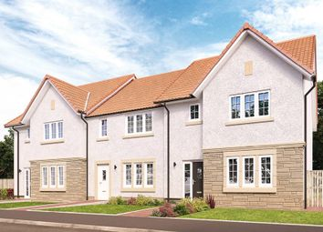 "Thumbnail 3 bed terraced house for sale in ""The Allan"" at Roman Road, Balfron, Glasgow"