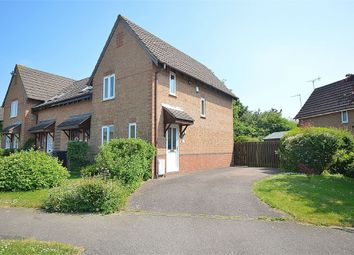 Thumbnail 2 bed end terrace house for sale in Marseilles Close, Duston, Northampton