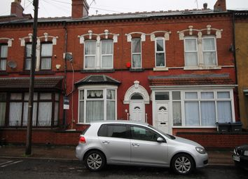 4 bed terraced house for sale in Ombersley Road, Sparkbrook, Birmingham B12