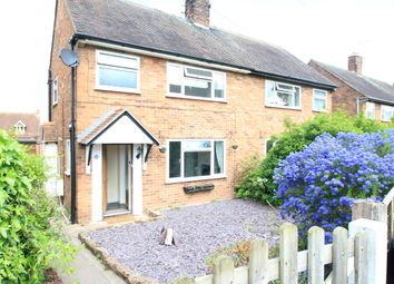 Thumbnail 2 bed semi-detached house to rent in Southwell Estate, Eccleshall, Stafford, Staffordshire