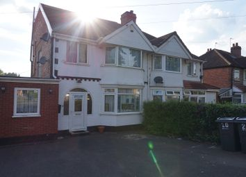 Thumbnail 4 bedroom semi-detached house for sale in Francis Road, Stechford, Birmingham
