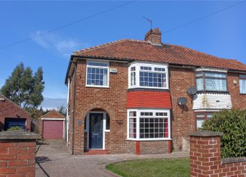 Thumbnail 3 bed semi-detached house for sale in Heythrop Drive, Middlesbrough