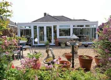 Thumbnail 4 bed bungalow for sale in Insley Crescent, Broadstone, Dorset