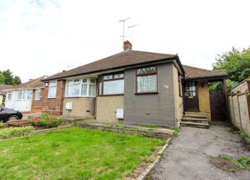 Thumbnail 2 bed semi-detached bungalow for sale in Harford Close, London