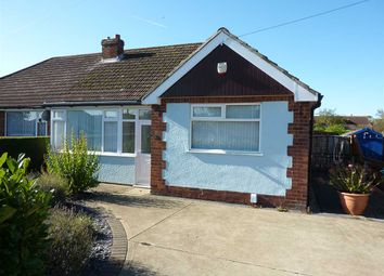 Thumbnail 2 bed semi-detached bungalow to rent in Enfield Avenue, New Waltham, Grimsby