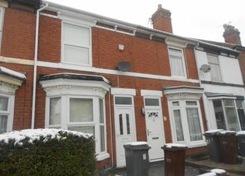 Thumbnail 3 bedroom terraced house to rent in Milton Road, Wolverhampton