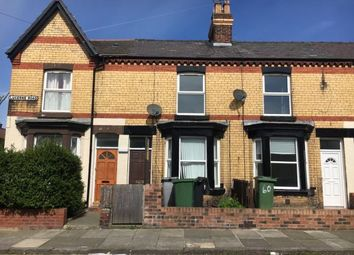 Thumbnail 2 bedroom terraced house for sale in 62 Lucerne Road, Wallasey, Merseyside