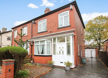 Thumbnail 4 bed semi-detached house for sale in Baytree Lane, Middleton, Manchester