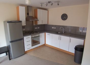 Thumbnail 2 bedroom flat to rent in Greyfriars Road, Coventry