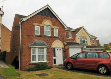 Thumbnail 4 bed detached house for sale in Cavalier Court, Balby, Doncaster, South Yorkshire